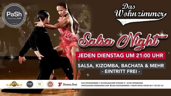 Salsa Tuesday Am 30072019 In Wiesbaden Eventsin